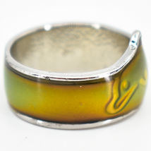 Cute Jumping Dolphin Children's Color Changing Fashion Mood Ring image 3