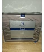Wamsutta® 500-Thread-Count PimaCott® Dual king Sheet Set in Solid grey - $108.06