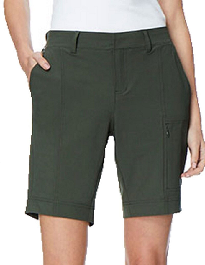 Primary image for 32 Degrees Cool Weatherproof Olive Cargo Shorts, Size XS