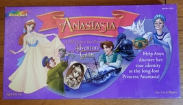 ANASTASIA ADVENTURE GAME 1997 20TH CENTURY FOX ROSE ART COMPLETE  - $18.00