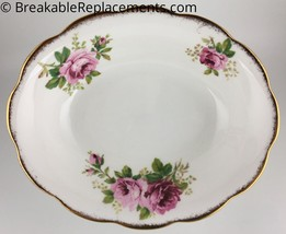 Royal Albert American Beauty Oval Vegetable Bowl - $15.00