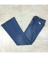 Mudd Jeans size 3 Girls Light wash boot Cut 30 X 30 - $30.33
