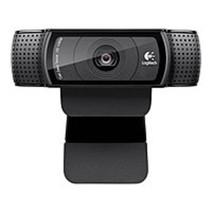 Logitech 960-000764 C920 Webcam - 1080p - Auto-focus - Black - $90.25