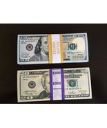 12.000 PROP MONEY REPLICA 100s 20s New Style All full Print For movie Vi... - $41.99