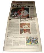 10.18.2011 St Louis POST-DISPATCH Newspaper Cardinals World Series Tony ... - $14.99