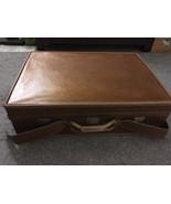 """Vintage Leather Hartmann 26"""" Luggage - $200.00"""