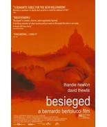 1998 BESIEGED Movie POSTER 27x40 Motion Picture Promo Bernardo Bertolucci - $15.99