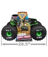Monster Jam, Official MEGA Grave Digger All-Terrain Remote Control Monst... - $150.00