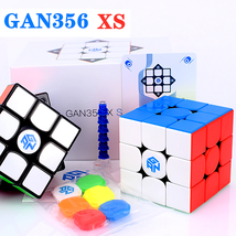 Gan 356 XS 3x3x3 Stickerless Speed Cube Puzzle Toys 2019 Flagship - $62.27