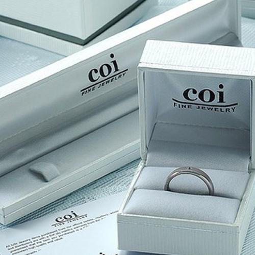coi Jewelry Tungsten Carbide Medic Alert Ring-370