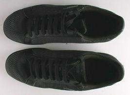 PUMA Men's Smash Knit C Black Casual Athletic Sneakers Gym Shoes image 5