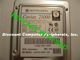 """Replace WDAC21000 3.5"""" IDE Drive with this SSD 2GB 40 PIN IDE Card image 2"""