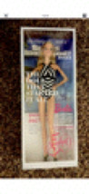 Sports illustrated Barbie  - $120.00