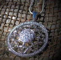 Haunted Sleeping Beauty Enchanted spell cast beauty dream catcher amulet - $57.77