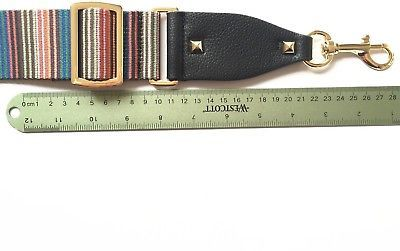 Lam Gallery RB-B 2' Wide Guitar Style Purse Straps Replacement For Handbags Bag