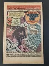 AMAZING SPIDER-MAN #194 COVERLESS 1ST BLACK CAT BRONZE MARVEL COMIC COMP... - $33.85