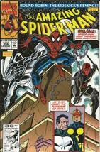 Amazing Spiderman #356 ORIGINAL Vintage 1991 Marvel Comics Moon Knight P... - $9.89