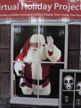Mr. Christmas Virtual Holiday Projector Kit, Black #386209 - £84.62 GBP