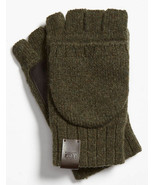 UGG Gloves Knit Flip Mittens Leather Palm Wool Colors Sizes - $149.99
