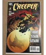 THE CREEPER #2 DC Comics Near Mint Comic Book - $1.89