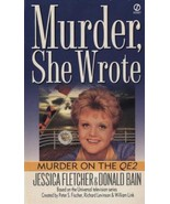 Murder She Wrote: Murder on the QE2 8 by Donald Bain and Jessica Fletche... - $0.99