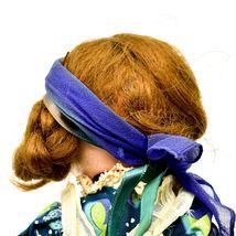 "Vintage 1950s Arranbee R&B Littlest Angel? Jointed Knee Walking Walker 11"" Doll image 6"