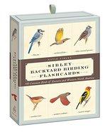 Sibley Backyard Birding Flashcards: 100 Common Birds of Eastern and West... - $12.11