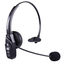 Arama JBT800 Bluetooth Headset with Microphone & Bluetooth 5.0, (Black) - ₹3,226.08 INR