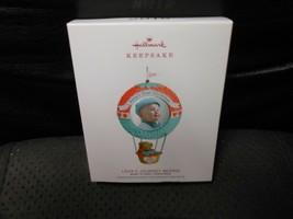 "Hallmark Keepsake ""Love's Journey Begins"" Photo Holder Ornament NEW - $4.70"