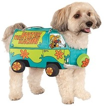 Official Rubie's Scooby-doo Mystery Machine Pet Dog Costume, Size: Mediu... - £29.61 GBP