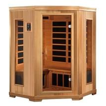 GDI HD Edition 3 Person Corner IR Carbon Sauna - $1,899.00