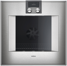 Gaggenau BO450612 400 Series 24 Inch Electric Smart Wall Oven in Stainle... - $4,553.95