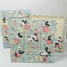 Disney Frame Set of 3 Mickey Mouse - $17.77