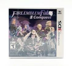 Fire Emblem Fates: Conquest (Nintendo 3DS, 2016) - Brand New - $31.50
