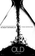 Old Poster 2021 M. Night Shyamalan Movie Art Film Print Size 11x17 24x36... - $10.90+