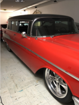 1957 Chevrolet Bel Air For Sale In Rosewell New Mexico 88201 image 2