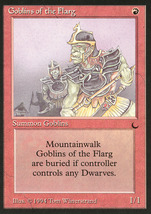 Magic: The Gathering: The Dark - Goblins of the Flarg - $0.25