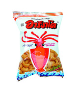 Aringato Squid Original Flavour 65 g.(Pack of 12) EMS delivery   - $135.00