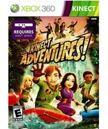 Kinect Adventures! Xbox 360, NTSC, by Microsoft, Xbox Live, Multiplayer - $9.99