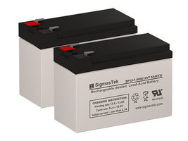 Apc BACK-UPS Xs BX900 Ups Battery Set Replacement Battery By Sigmas Tek 12V 7AH - $30.68