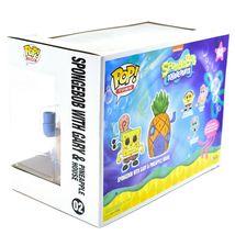 Funko Pop! Town Spongebob Squarepants with Gary & Pineapple House Figure #02 image 3
