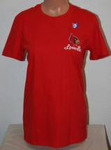 "NWT NCAA Louisville Cardinals S/S T-Shirt Red Small Chest: 36"" NEW U of L - €7,70 EUR"