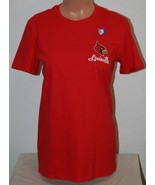 "NWT NCAA Louisville Cardinals S/S T-Shirt Red Small Chest: 36"" NEW U of L - $8.80"