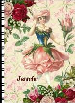 Password Book Rose Fairy - $11.00