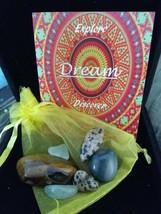 Dream Crystal Healing Bag - $18.00