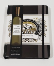 Hardcover Wine Journal Notebook - $19.88