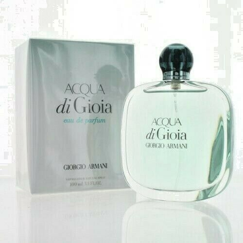 Primary image for Acqua di Gioia by Giorgio Armani, 3.4 oz EDP Spray for Women