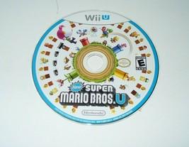 New Super Mario Bros. U (Wii U, 2012) - DISC in Generic Thinline Case - $18.69