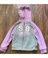 Healthtex Toddler Girl Sweater with Hoodie (SIZE 3T)  - $10.84