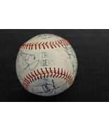 1978 Detroit Tigers Team Signed Ball 26 Signatures Trammell Moris Kemp F... - $296.99